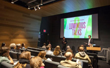 Luminous Talks-event i New York